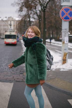 """Organizatorių nuotr./""""Žiniasklaidos balsas"""" nominantė – Beata Tiškevič"""
