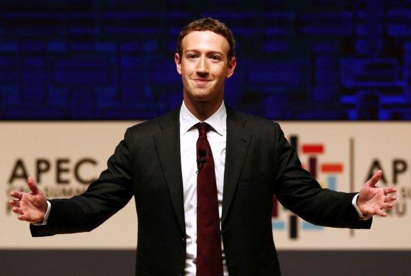 """""""Reuters""""/""""Scanpix"""" nuotr./10. Markas Zuckerbergas – """"Facebook"""" vadovas"""
