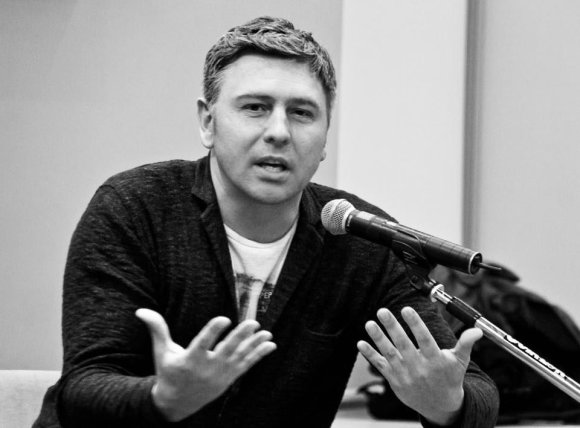 """Organizatorių nuotr./""""Tautų dialogas"""" nominantas – Marius Ivaškevičius"""