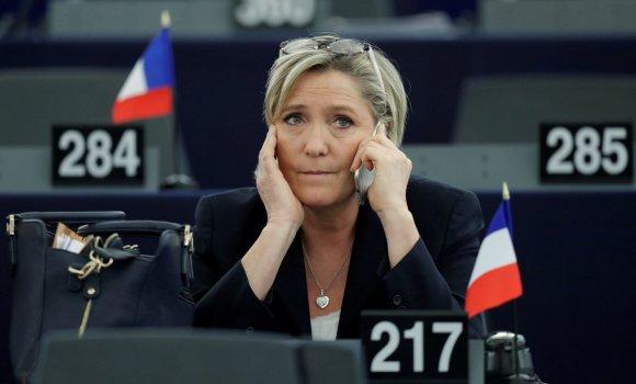 """""""Reuters""""/""""Scanpix"""" nuotr./Marine Le Pen"""