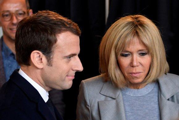 """""""Reuters""""/""""Scanpix"""" nuotr./Brigitte Macron"""
