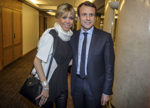 """Scanpix""/AP nuotr./Brigitte Macron"