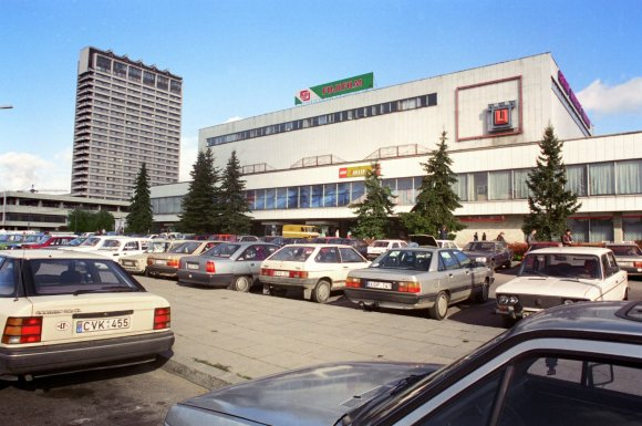 """""""Scanpix""""/""""RIA Novosti"""" nuotr./90-ieji Lietuvoje"""