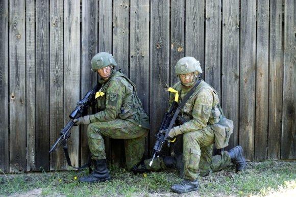 """Reuters""/""Scanpix"" nuotr./Estijos kariai"
