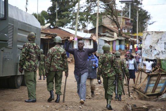 """Scanpix""/AP nuotr./Rinkimai Kenijoje"