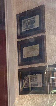 CCCP restorano dekoracijos.