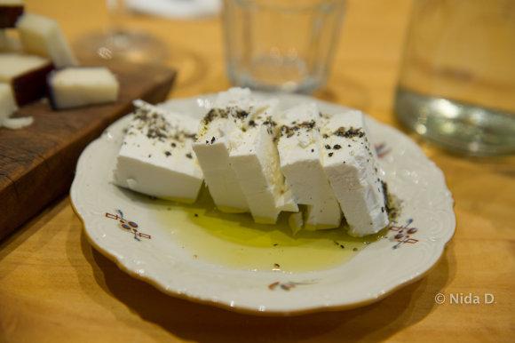 Projekto partnerio nuotr./Izraelis – kulinarinė kelionė