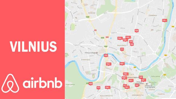 Užsakovo nuotr./Airbnb
