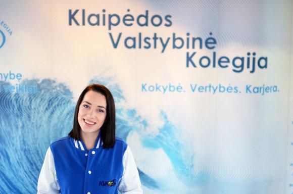 KVK nuotr./Klaipėdos valstybinė kolegija