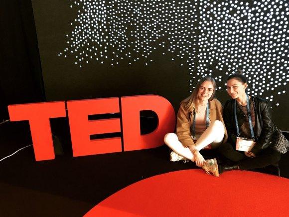 Organizatorių nuotr./TEDFest konferencija