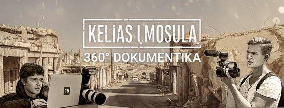 15min nuotr./Kelias į Mosulą