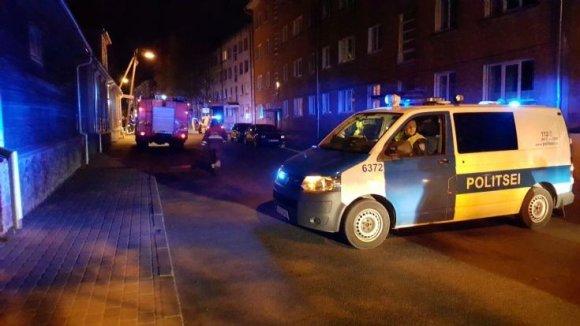 """police-car-photos.com nuotr./Estų """"VW Transporter"""""""