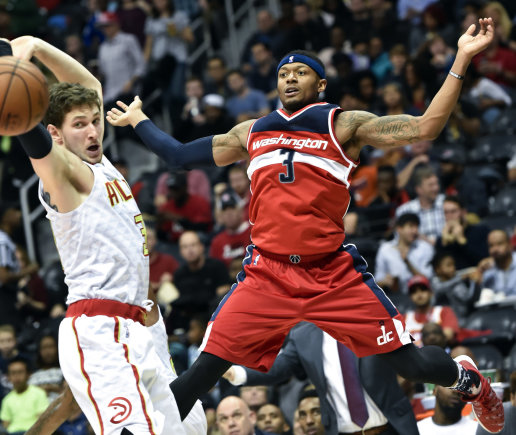 """Scanpix"" nuotr./""Atlanta Hawks"" – ""Washington Wizards"""