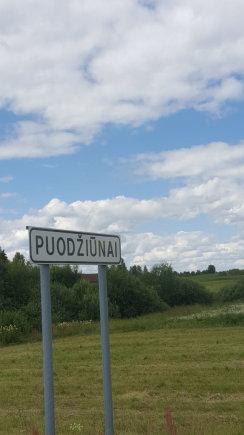 Asmeninio archyvo nuotr./Lietuviškų šaknų turintis amerikietis Timas Pojunas keliavo po Lietuvą