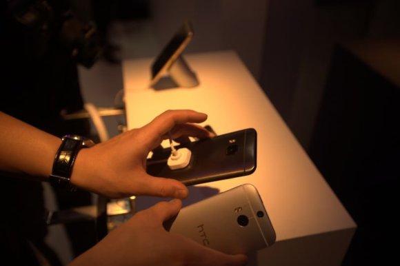 Pauliaus Grinkevičiaus nuotr./HTC One M9