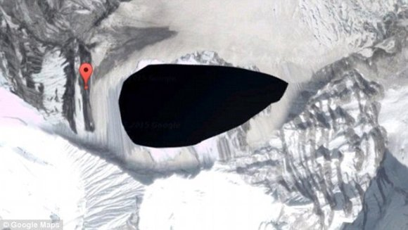 Google Earth/Kangtega, Nepalas