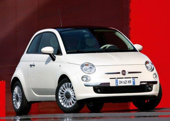 """Fiat"" nuotr./""Fiat 500"""