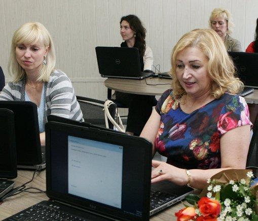 Magistrantūros studijų studentė Danguolė Martinkienė. Z.Ripinskio nuotr.
