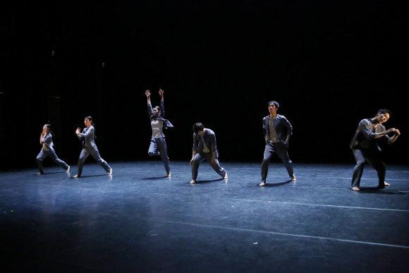 Festivalio jausmas. P. Korėjos šokio vakaras