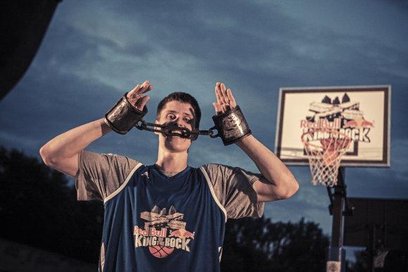 """""""Red Bull King of the Rock"""" regioninių atrankų kovos. A. Solomino nuotr."""