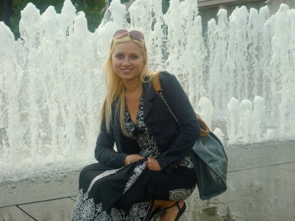Sandra Vilemaitė. Asmeninio archyvo nuotr.