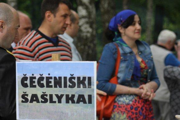 Rukloje tradiciškai paminėta Pasaulinė pabėgėlių diena