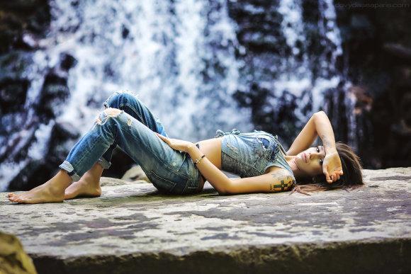Dovydo Sapario (www.dovydassaparis.com) nuotr./Agness Landau
