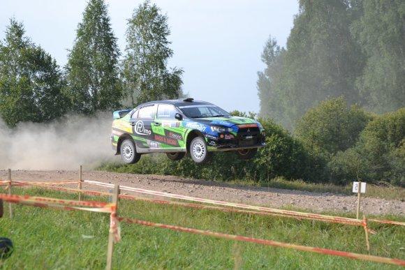 """Tomo Markelevičiaus nuotr./""""300 Lakes Rally"""""""