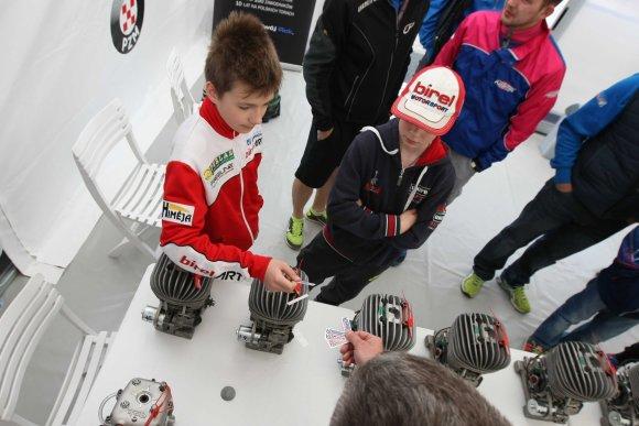 "Komandos nuotr./""Columbia Racing by WTR"" komanda"