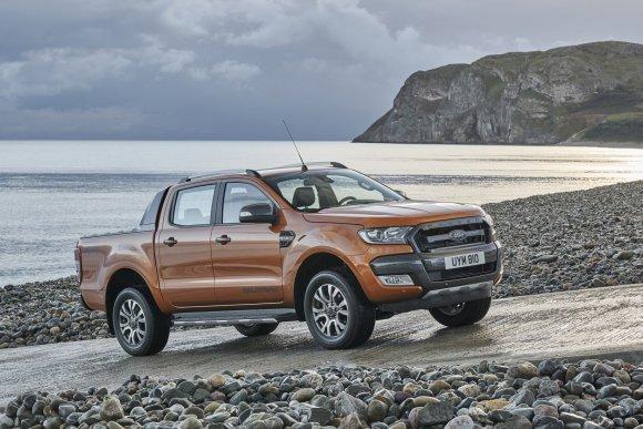"""Ford"" nuotr./""Ford Ranger Wildtrak"""