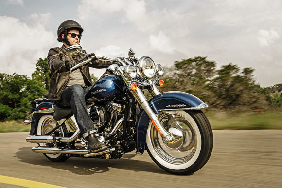 """Harley-Davidson"" nuotr./""Harley-Davidson"""