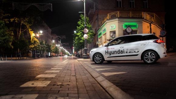 """""""Hyundai"""" nuotr./""""Hyundai i20"""""""