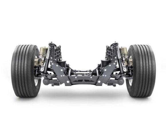 """""""Volvo trucks"""" nuotr. /""""Volvo"""" dinaminio vairavimo sistema"""