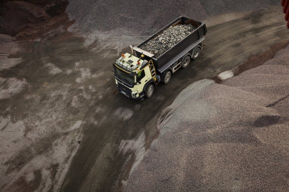"Pontus Johansson nuotr./""Volvo Dynamic Steering"" sprendimas"