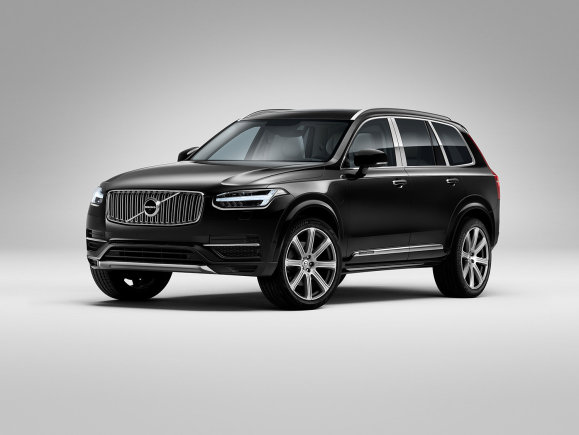 """Volvo"" nuotr./""Volvo XC90 Excellence"""