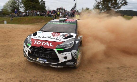 """AFP/""""Scanpix"""" nuotr./WRC Australijoje"""