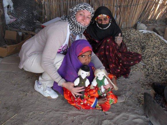 Joniukas ir Onytė Egipte