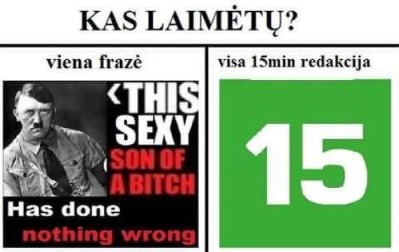Memai – juodasis humoras internete