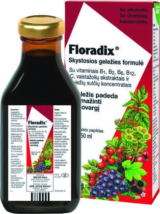 """""""Floradix""""."""