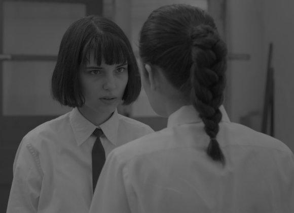 """Filmo """"Aš, Olga Hepnarova"""" kadrai"""