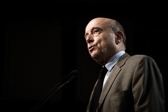 "AFP/""Scanpix"" nuotr./Alainas Juppe"