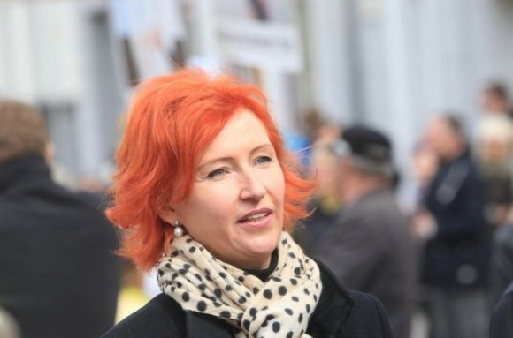 """Twitter"" nuotr./Kristiina Ojuland"
