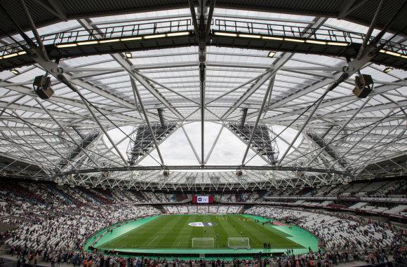 """""""Scanpix"""" nuotr./Londono olimpinis stadionas"""