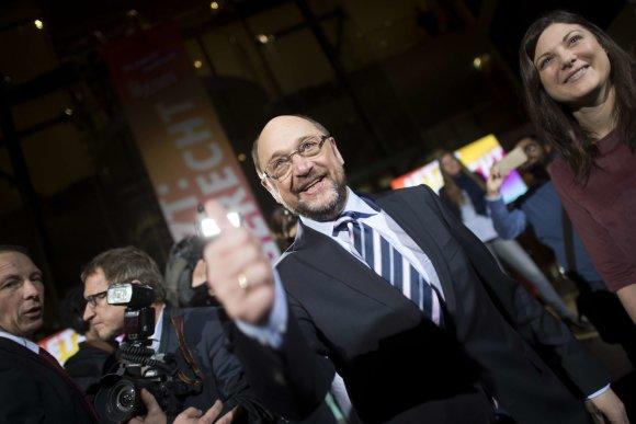 """Scanpix""/""SIPA"" nuotr./Martinas Schulzas"