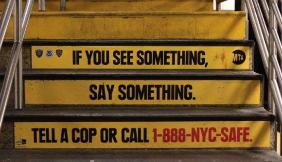 """""""Twitter"""" nuotr./Niujorkiečiai raginami būti budrūs"""