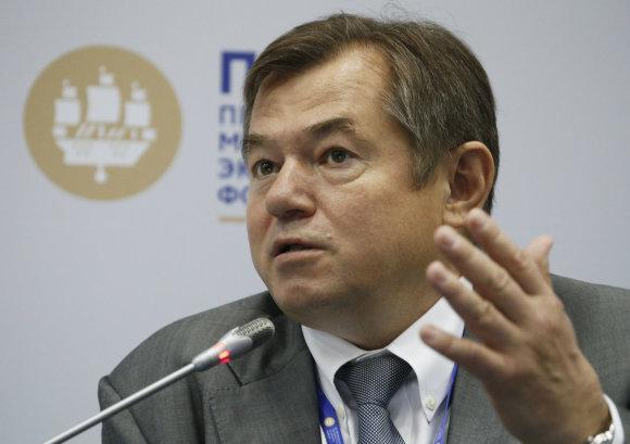"""""""Reuters""""/""""Scanpix"""" nuotr./Sergejus Glazjevas"""