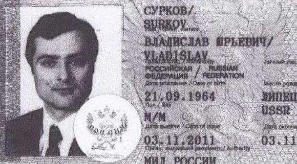 """""""Kiberchuntos"""" nuotr./Vladislavo Surkovo pasas"""