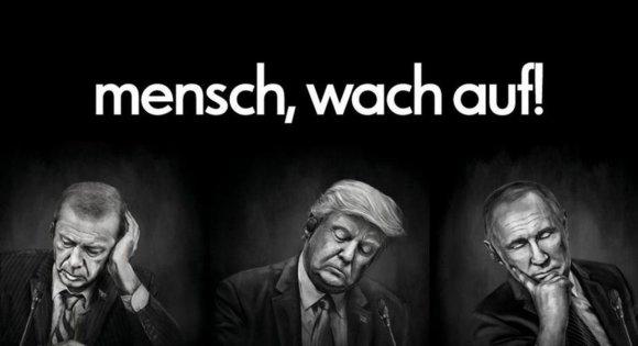 """""""Twitter"""" nuotr./Keistas """"Fritz-kola"""" reklaminis plakatas"""