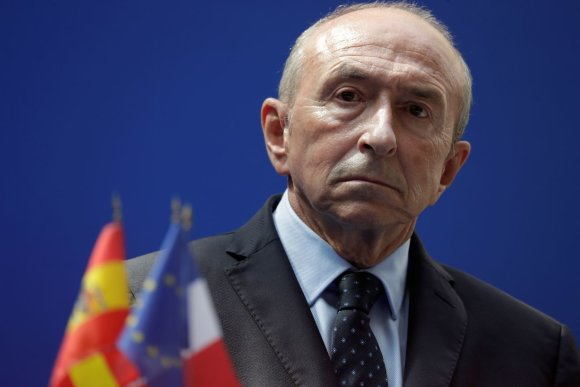 "AFP/""Scanpix"" nuotr./Gerard'as Collombas"