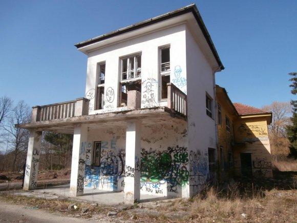 evarzytynes.lt nuotr./Luizės sanatorijos pastatų kompleksas